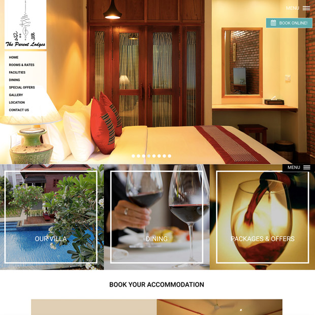 The Parent Lodges in Siem Reap City
